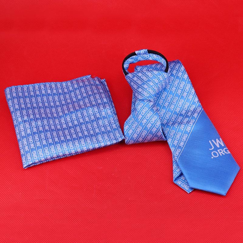 Jw.org Necktie Gentlemen Pioneer Accessory