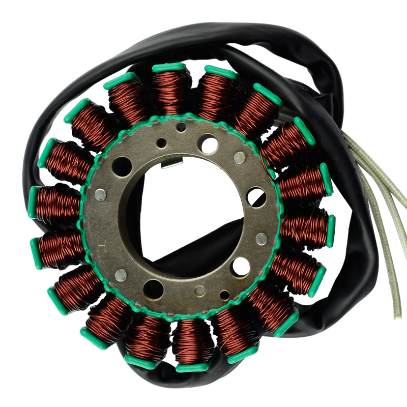 Motorcycle Generator Stator Coil Comp For <font><b>YAMAHA</b></font> <font><b>XT600</b></font> 1990-1995 XT500E 1990 1992-1994 XT400E 1991-1992 TT600 1994 1996-1998 image