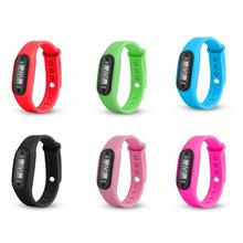 цена Sport Smart Wrist Watch Smart Bracelet  Calorie Counter Sports Pedometer Watch Fitness Running Walking Tracker Heart Rate онлайн в 2017 году