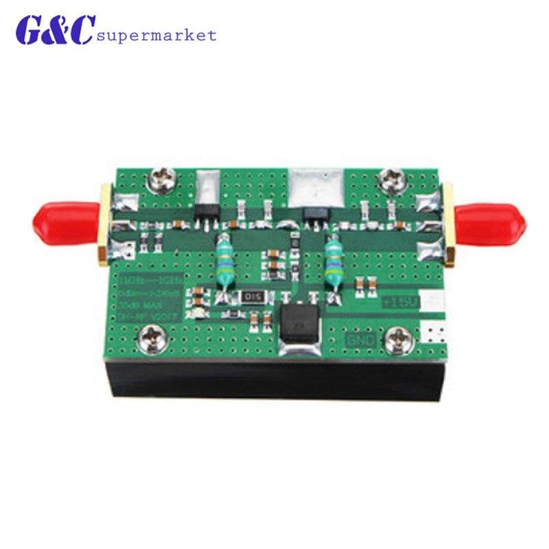 1MHz-1000MHZ 35 db 3W HF VHF UHF FM передающий усилитель мощности для ham Радио электроники совместимая доска diy Электроника