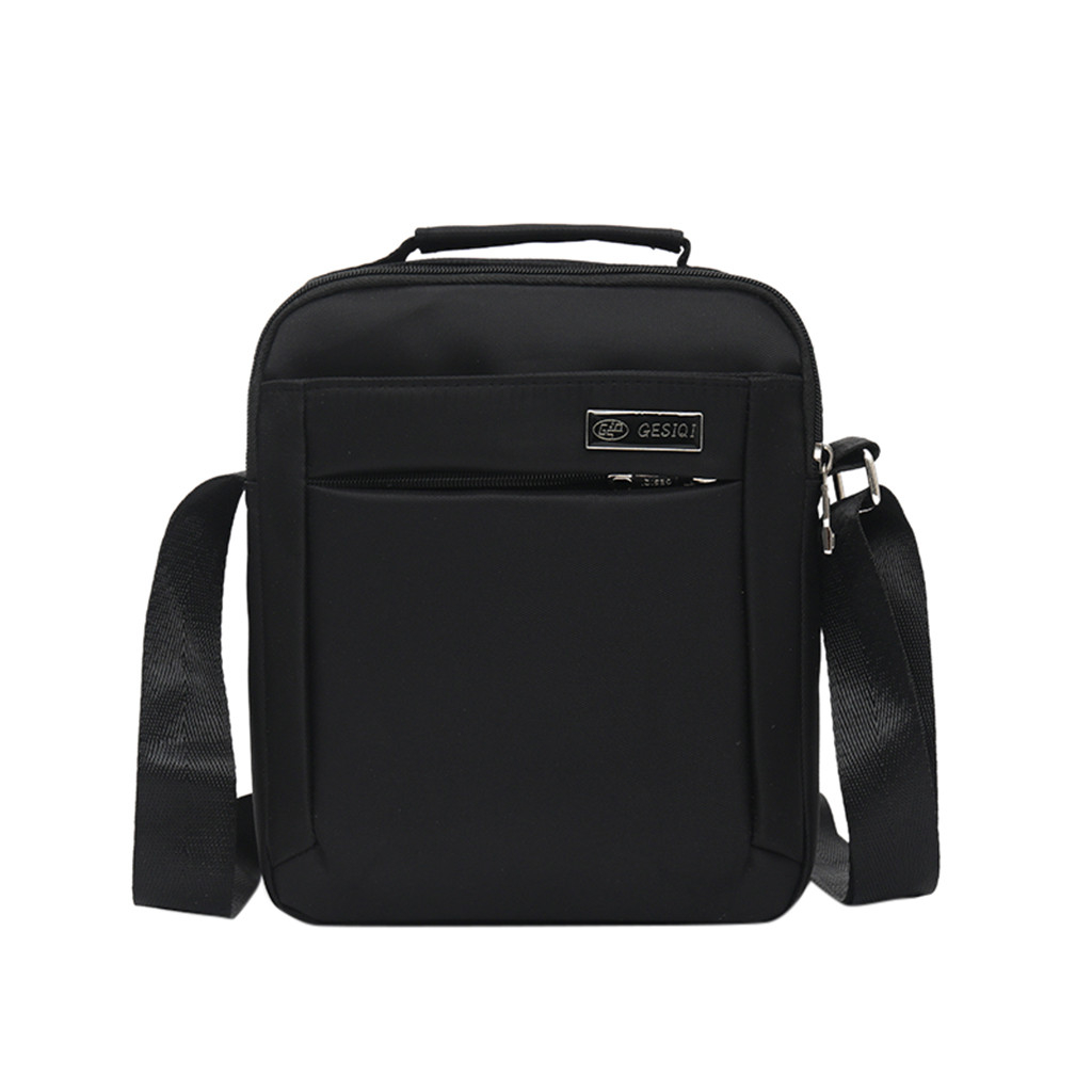 New Fashion Shoulder Bags For Men Messenger Bag High Quality Waterproof Oxford Business Travel Crossbody Bag 820