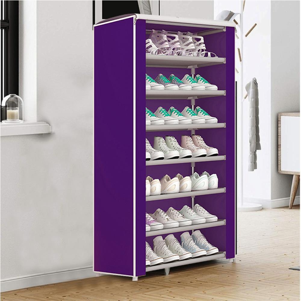 Assemble Shoe Rack Shoe Shelf Shoe Cabinet Home Organization Housekeeping Household Supplies Space Save Creative Practical