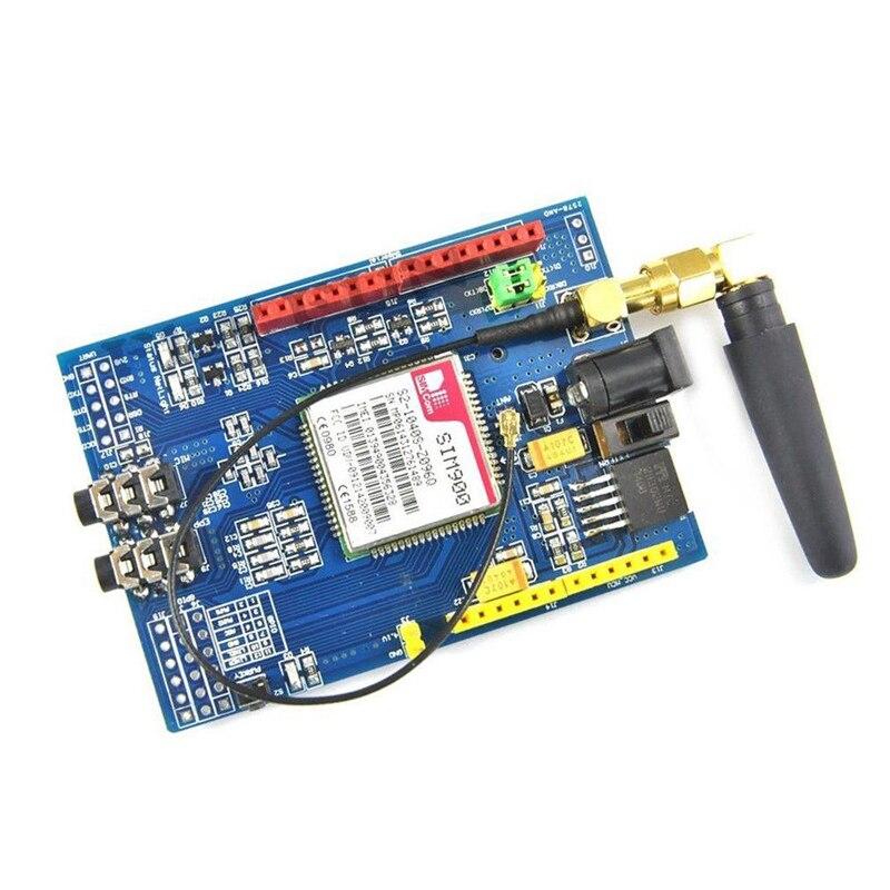 SIM900 850//900//1800//1900 MHz GPRS//GSM Development Board Module Kit For Arduino