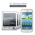 EB425161LU J1MINI батарея для Samsung GT-S7562L S7560 S7566 S7568 S7572 S7580 i8190 I739 I8160 S7582 SM-J105H J1 мини акумуляторная батарея