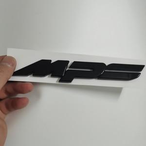 Image 3 - Glanz Schwarz Emblem MPS Stamm Aufkleber Für Mazda 3 6 ATANZE Axela 2,0 S 2,5 S MX 5 CX 5 CX 8 CX 9 RX 8 Mazdaspeed Mazda Aufkleber ABS