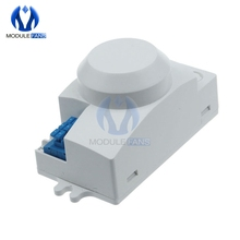 AC 220V 5.8GHz Microwave Movement Motion Detector Sensor Switch For Light Hottest Micro Wave Module