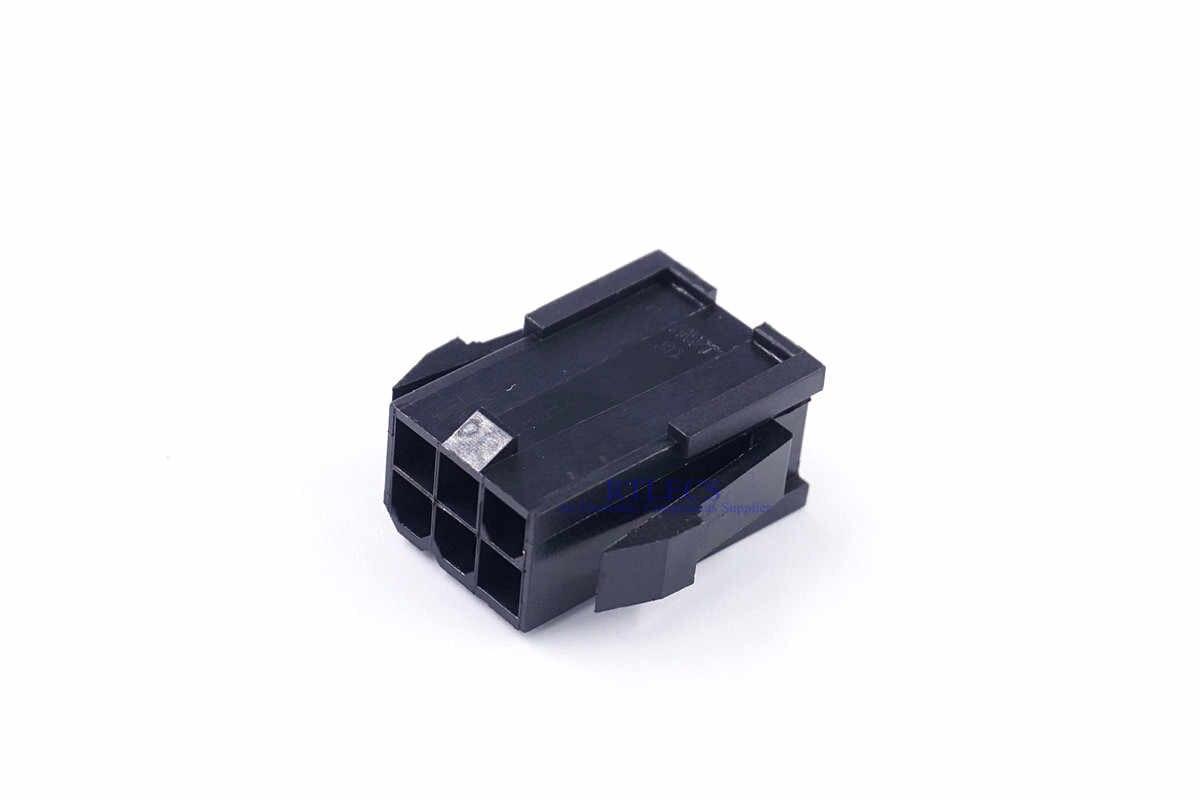 5 個 GPU 4.2 ミリメートル 6 8 ピンプラグのための Pci-E の Pcie グラフィックスカードのビデオカードの電源シェル男性コンタクトピン