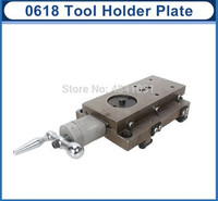 Tool holder middle plate set CJ0618&CQ0618 Mini lathe accessories