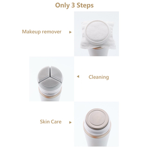 Image 4 - inFace Sonic Vibration Ion absorption Beauty Massage Deep Cleansing Facial Instrument