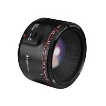 YN50mm f1.8 II  Standard Focus Lens F1.8 Full frame Large Aperture AF Fixed Focus Lens for Canon 5D 7D 60D  550D 700D 800D DSLR yongnuo yn 50mm lens fixed focus lens ef 50mm f 1 8 af mf lense large aperture auto focus lens for canon dslr camera pouch bag