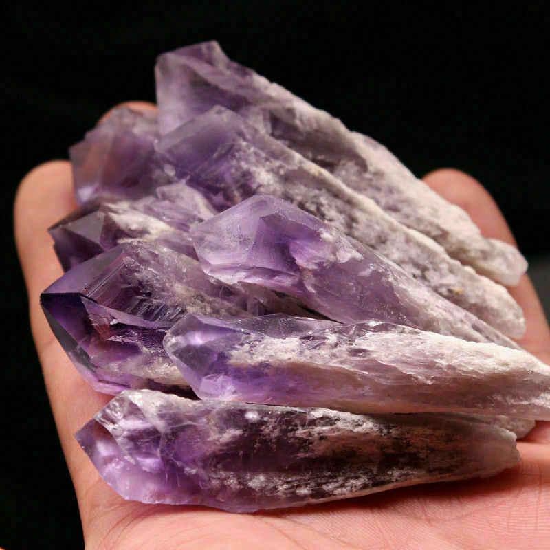 2020 ขายร้อน Dropship ธรรมชาติดิบ Amethyst Geode Druzy คริสตัล Healing Specimen Decor คุณภาพสูง