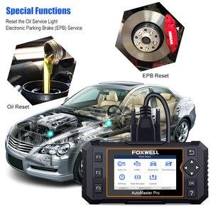Image 3 - Foxwell herramienta de diagnóstico NT624 Elite OBD2 sistema completo, ABS SRS SAS, reinicio de aceite EPB Servic, escáner automotriz ODB2 OBD2, actualización gratuita
