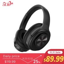 Cowin SE7MAX Active Noise Canceling headphone Bluetooth 5.0 Wireless headphones with microphone Super HiFi Deep Bass Headset