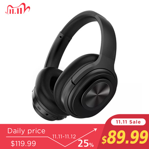 Image 1 - Cowin SE7MAX Active Noise Canceling headphone Bluetooth 5.0 Wireless headphones with microphone Super HiFi Deep Bass Headset