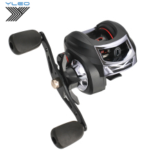 Fishing Reel 6.3:1 Long Shot Left / Right Hand Fishing Bait Casting Fishing Reel High Speed Fishing Reel  Large Line Capacity shishamo bc150 18bb left hand right hand fishing bait casting reel with one way clutch high speed 6 3 1 ultra light