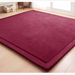 Image 5 - Chpermore Simple Tatami Mats Large Carpets Thickened Bedroom Carpet Children Climbed Playmat Home Lving Room Rug Floor Rugs