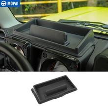 MOPAI ستووينغ تيديتس لسوزوكي جيمي JB74 2019 + لوحة سيارة صندوق تخزين درج منظم لسوزوكي جيمي 2019 + اكسسوارات