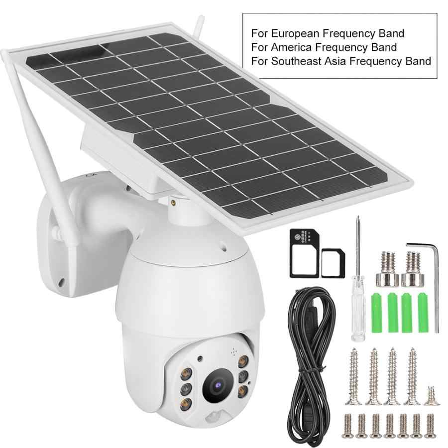 Intelligent Solar Energy 4g Alert Ptz Camera Ip66 Night Vision Pir Surveillance System Camera De Surveillance Exterieur Surveillance Cameras Aliexpress