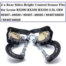 89407-48030 / 89407-48020 lados traseiros sensor de controle de altura se encaixa para lexus rx300 rx330 rx350 3.5l oe #8940748030/8940748020