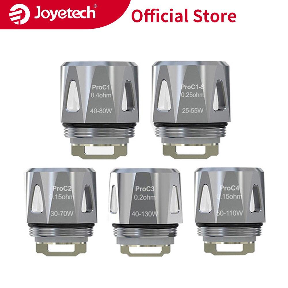 US/France Original Joyetech ProC Coils ProC1/ProC2/ProC3/ProC4/ProC1 S/ProCA/ProCD Coil For ProCore/Procore SE Tank E-Cig