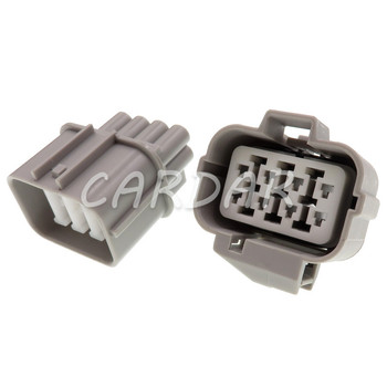 8 Pin 6189-0134 6181-0075 OBD Dsitributor Connector For A/F Ratio Sensor Acura Ignition Module Transmission For Honda Toyota image