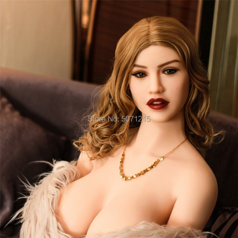 Adult Toy Real Size Love <font><b>Doll</b></font> Head <font><b>Hot</b></font> <font><b>Sale</b></font> #63 TPE Oral <font><b>Sex</b></font> Lifelike Head <font><b>Doll</b></font> image