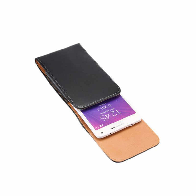 Кожаный чехол для телефона для huawei P8 P9 Lite mini 2017 Y3ii Y5ii Y6ii Y6 Y7 Pro 2019 для huawei P20 Lite 2019 поясная сумка чехол