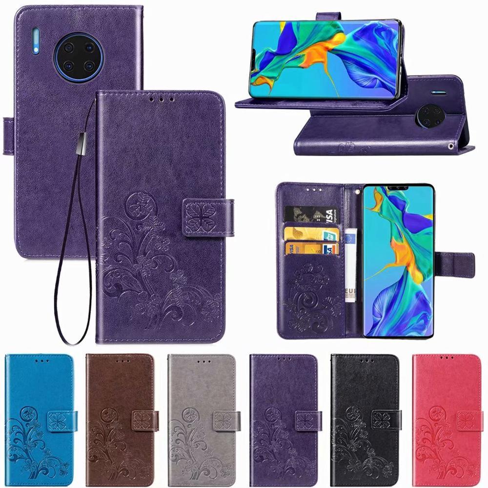 3D Flip Leather Case For <font><b>Huawei</b></font> P Smart Plus <font><b>2019</b></font> Y7 <font><b>Y6</b></font> Prime Y5 Y9 2018 P30 P20 P10 Lite Honor 9 9X 8S Nova 3i 3 2i <font><b>Funda</b></font> Capa image