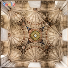 Yeele Landscape European Style Church Interior Roof hotography Backdrops Personalized Photographic Backgrounds For Photo Studio