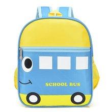 Cute Nylon Kids Backpack Girls Kindergarten Kids Bag School Bags For Boys Mochila Infantil Plecak School Bag Sac A Dos Enfant цена