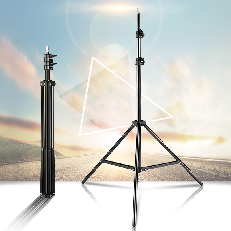 78inch 6 5 Ft 200CM Photography 1 4 Screw Tripod Light Stand For Photo Reflector Soft