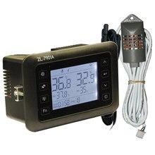 NEW-Zl-7901A, 100-240vac, pid, incubadora automática multifuncional, controlador da incubadora, umidade da temperatura para a incubadora