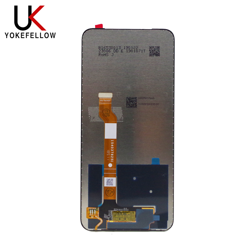 Image 4 - 6.53 For OPPO F11 Pro CPH1969 Lcd Display Touch Screen Digitizer Assembly LCD Complete For OPPO F11Pro Lcd Replacement PartsMobile Phone LCD Screens   -