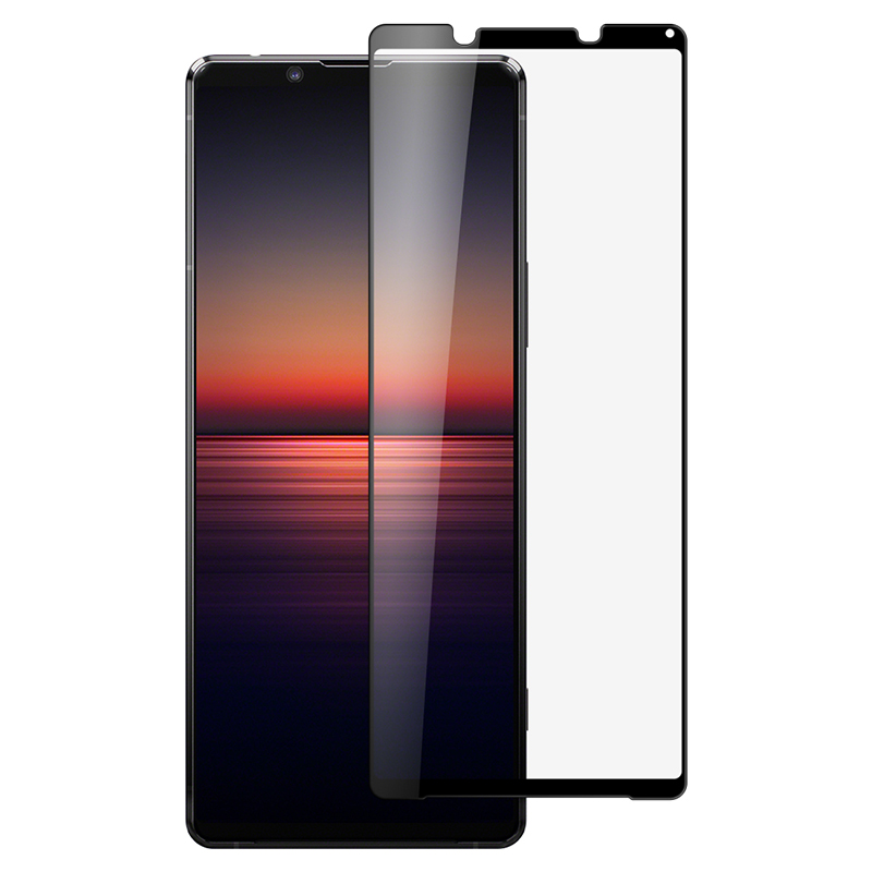 For SONY Xperia 1 II 2 Full Cover Tempered Glass Screen Protector Protective Film For SONY Smartphones Mobile Phones Accessories
