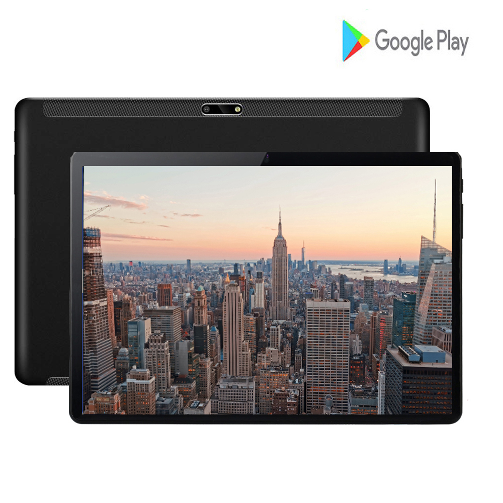 2020 NEW 10.1 Inch Tablet PC Android 7.0 Quad Core RAM 2GB ROM 32GB 3G Smart Phone Android 7.0 WiFi GPS Tablets 10