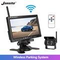 """Jansite 7 """"Drahtlose Auto Monitor TFT LCD Auto Rückansicht Kamera HD monitor für Lkw Kamera unterstützung Bus RV van DVD reverse kamera-in Fahrzeugkamera aus Kraftfahrzeuge und Motorräder bei"""