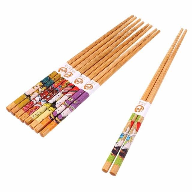 10 парт/компл дешевые японские натуральные бамбуковые палочки фотография