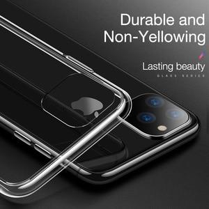 Image 4 - עבור iPhone 11 12 מקרה Slim נקה רך TPU כיסוי תמיכה אלחוטי טעינה עבור iPhone 12 11 פרו מקס 5.8in 6.1in 6.5in X XR XS מקסימום