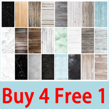 Marble Food Photography Backdrops Paper 57*87 CM Background for Photo Studio Shoot Photocall Props Christmas[Buy 4 Free 1]