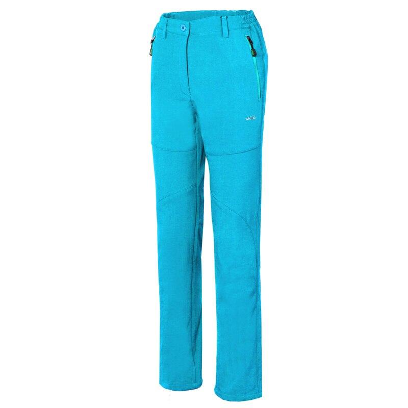 women sports pants blue2