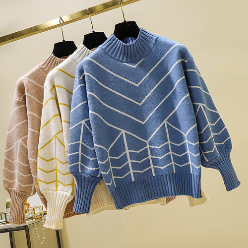 Turtleneck Sweater Jumper Women Pullover Warm Soft Female Autumn Winter Casual Thick