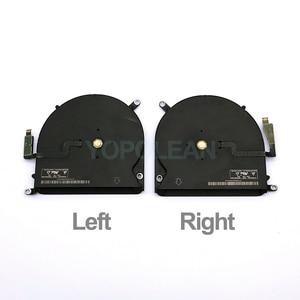 """Image 3 - オリジナルa1398 左右cpuクーラー冷却ファンのmacbook proの網膜 15 """"A1398 mid 2012 早期 2013 年"""