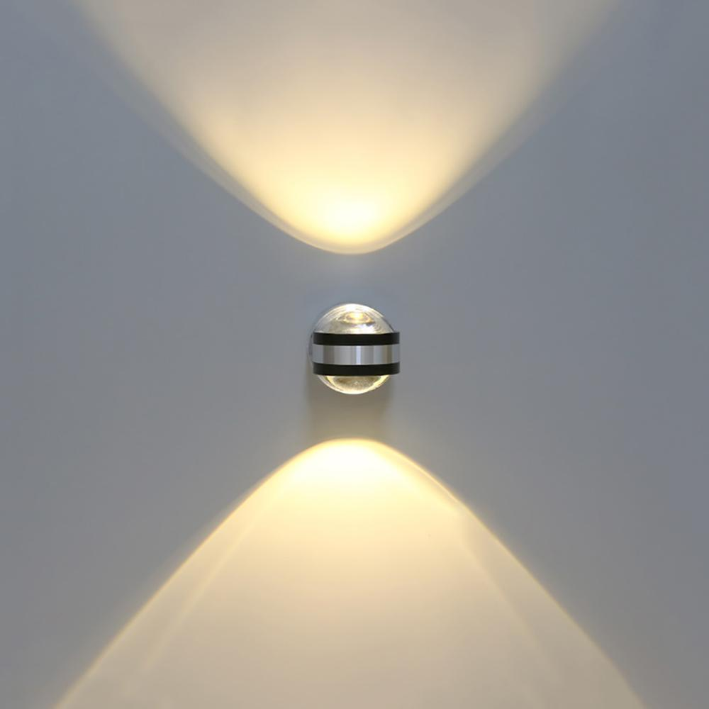 10W LED Aluminium Wall Light LED Indoor Lighting Light Fixture Wall Lamp For Bedside Living Room Bedroom Wall Lamps
