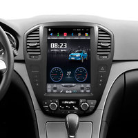 4G Lte 64G ROM Vertical screen android car gps multimedia video radio player in dash for opel insignia car navigaton stereo