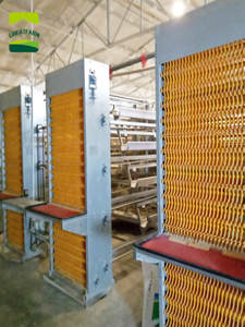 Belt Collecting Farm Poultry-Farming-Equipment Eggs Hen Automatic-Egg-Collector Laying