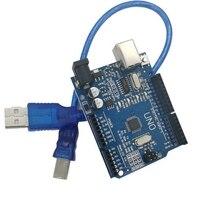 1pcs UNO R3 (CH340G) MEGA328P for Arduino UNO R3 ATMEGA328P-AU Development Board