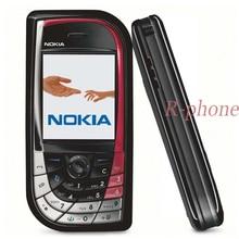 Горячо! 7610 разблокированный восстановленный мобильный телефон Nokia 7610 GSM трехдиапазонная камера Bluetooth смартфон