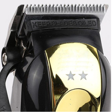Magic Clip Hair Clipper Portable Cordless Black Gold Hair Trimmer Cutting Machine Professional Cutter Styling Tools Electric For