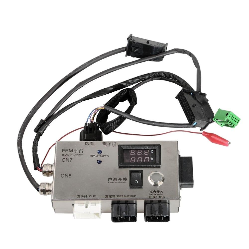 Fem Bdc For Bmw F20 F30 F35 X5 X6 I3 Test Platform Without Gearbox Plug Bdc Fem Aliexpress