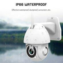IP Camera Waterproof WiFi PTZ Pan Tilt HD 1080P Security IP IR Camera Night Vision IP Camera Motion Detection